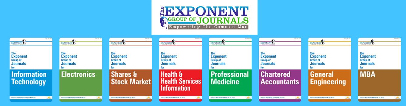 exponent journals copy