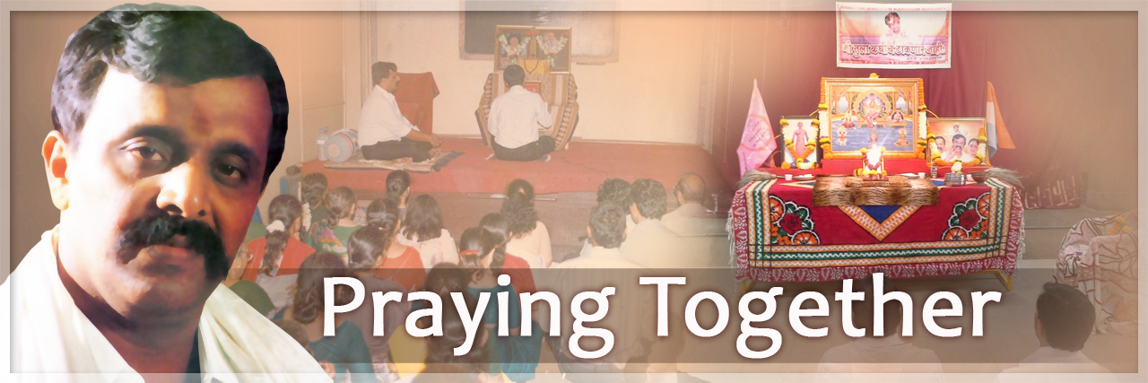 AniruddhaFoundation-Praying Together