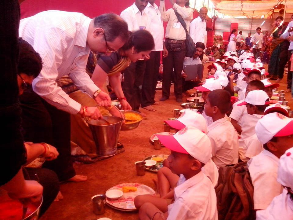Annapurna Prasadam-Kolhapur Medical Camp