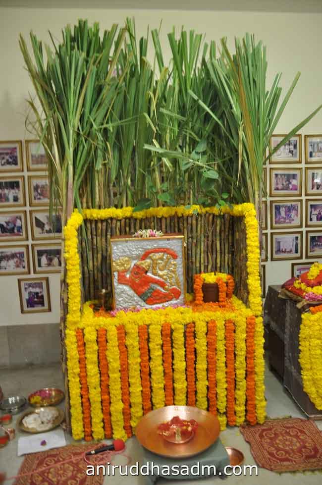 Ashwatha Maruti Pujan