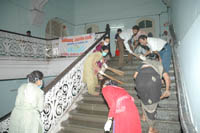 Cleanliness Drive - Cleaning activities at one of the Hospital premises (2)