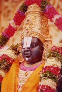 Beautiful-Idol-of-Lord-Shree-Vyankatesh