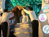 Statue-of-Shree-Vrushabhnaath-at-Moksha-Puri