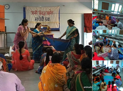 AniruddhaFoundation-Quilt Training Programme-June 15, 2017