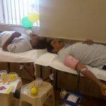 AniruddhaFoundation-Blood donation South Mumbai Nana chowk, Girgaon, Mazgaon, Saatrasta and Colaba Upasana Centres