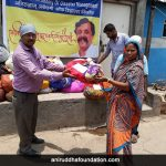 AniruddhaFoundation-07June2018-Distribution of clothes at Nandurbar, Maharashtra-OldIsGold