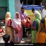 AniruddhaFoundation-07June2018-Distribution of clothes at Nandurbar, Maharashtra-OldIsGold