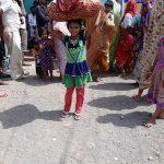 AniruddhaFoundation-07June2018-Distribution of clothes at Nandurbar, Maharashtra-OldIsGold-04