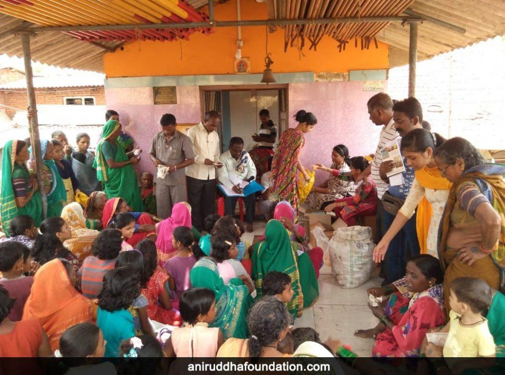 AniruddhaFoundation-27May2018-Kolhapur Medical and Healthcare Camp, Ichalkaranje